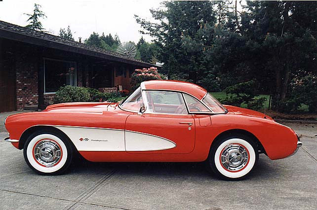 a history of the corvette in 1950 The 1954 corvette did not achieve its sales target of 10,000 cars in fact, over 1100 were unsold when the year ended a 1954 corvette could go from 0 to 60 mph in 11 seconds and from 0 to 100 mph in 41 seconds.
